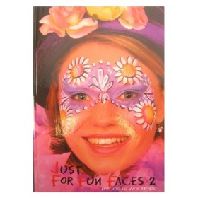 Schminkboek Just for fun faces deel 2 40053 Nu 12,95