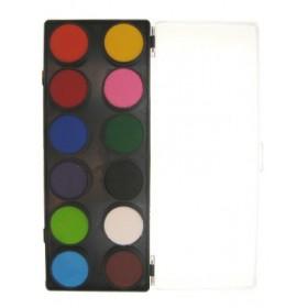 PXP Schminkpalet 12 reguliere kleuren 43693