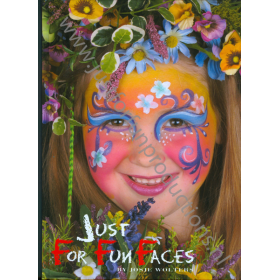 Schminkboek Just for Fun Faces deel 1 Nu 12,95